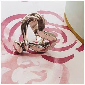 Unode50 Open Heart Ring